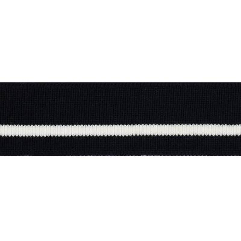 Подвяз акрил 1*1, 3*95см, цв: черный