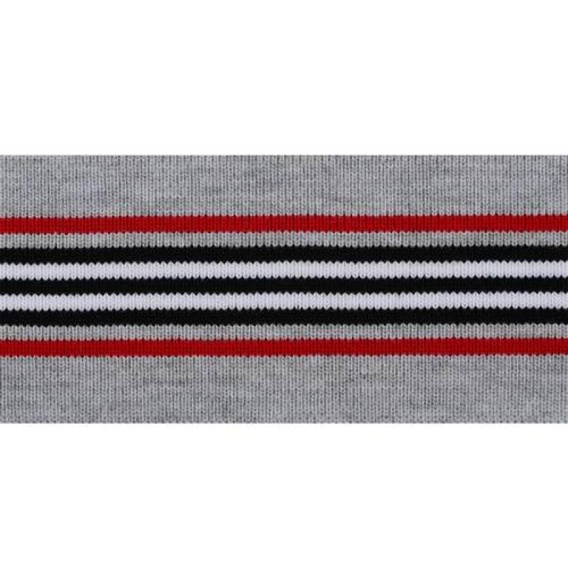 Подвяз акрил 1*1, 5*80см, цв: серый