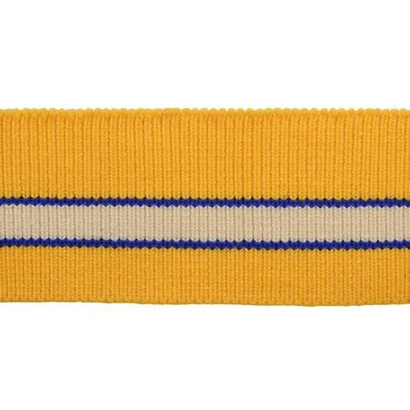 Подвяз ангора 7*60см, цв: желтый