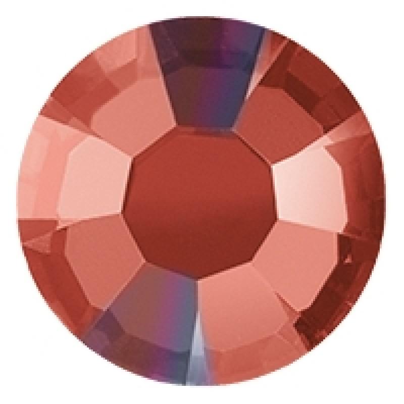 Термоклеевые стразы AB HYACINTH SS16 диаметр 3.8-4.0мм