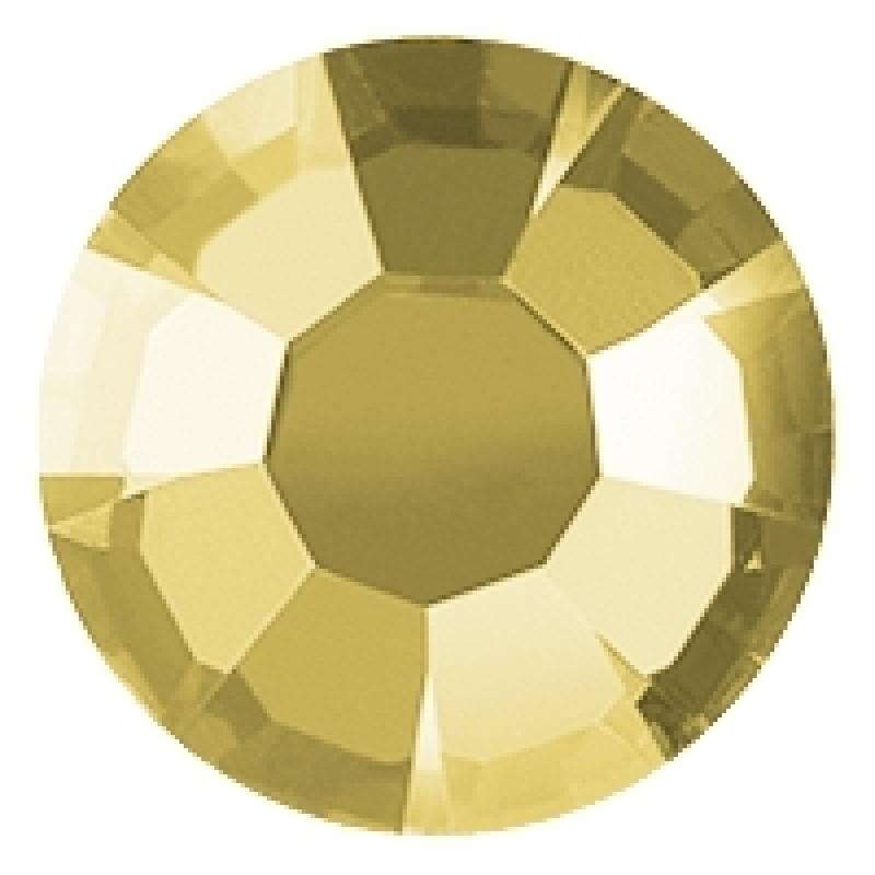 Термоклеевые стразы JONQUIL диаметр 3.8-4.0мм