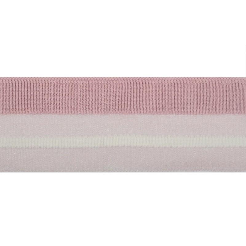 Подвяз трикотажный 5,5х98см, цв: розовый