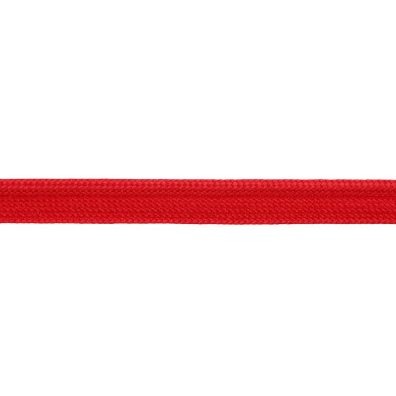 Кант 1см декоративный 43-45м/рул, цв: красный