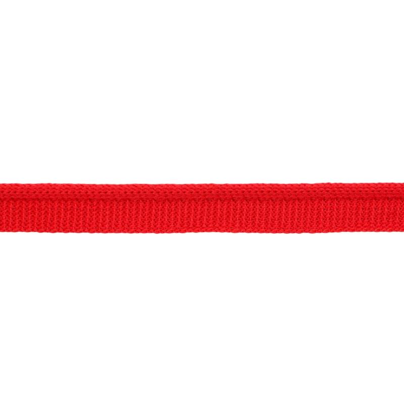 Кант 1см трикотажный 78-80м/рул, цв: красный