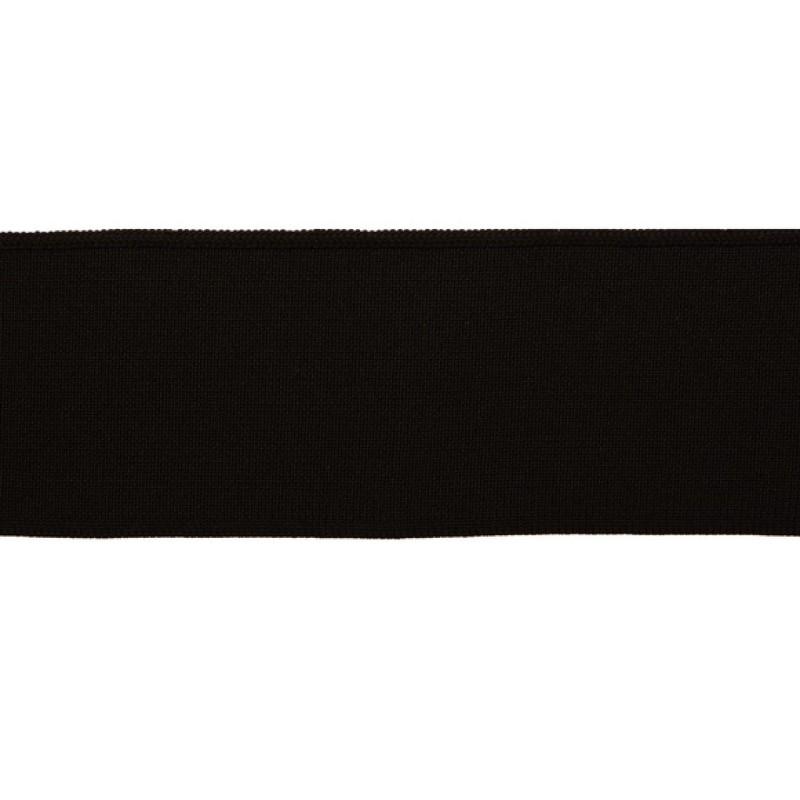 Подвяз полиэстер 6,5*100см, цв: черный