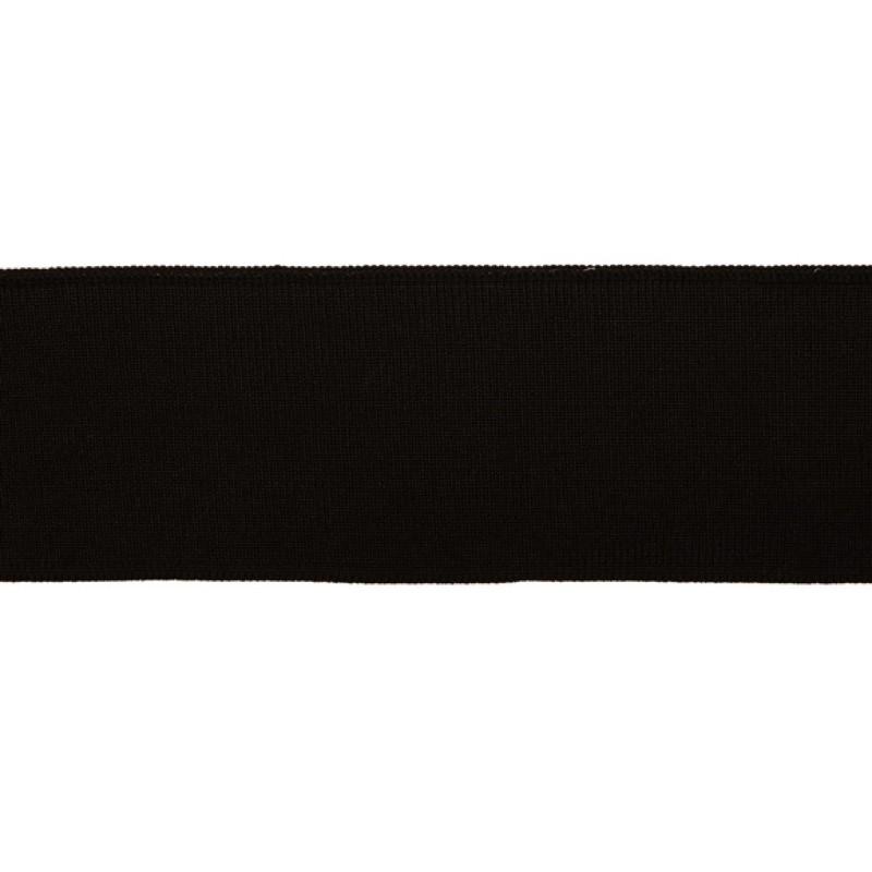Подвяз полиэстер 6*100см, цв: черный