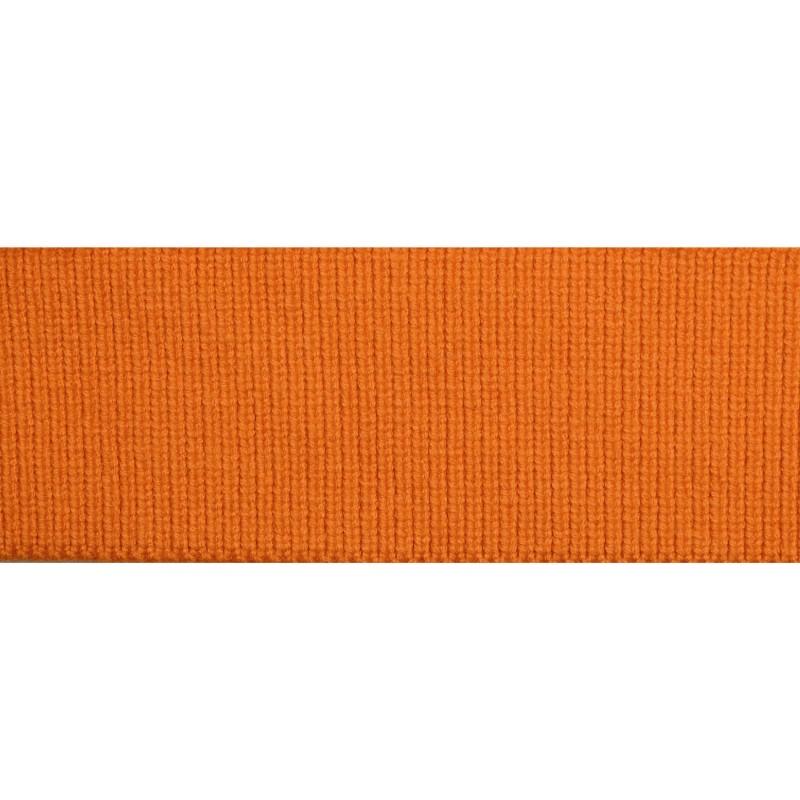 SALE Подвяз ангора 6*80см, цв: оранжевый