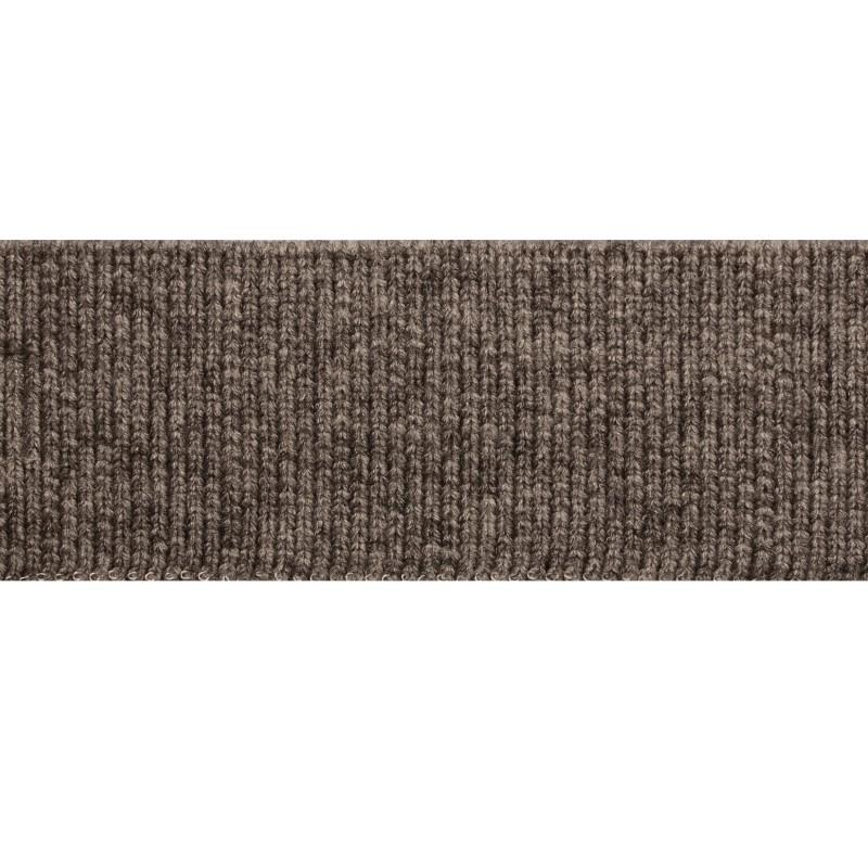 SALE Подвяз ангора 6*80см, цв: серый меланж