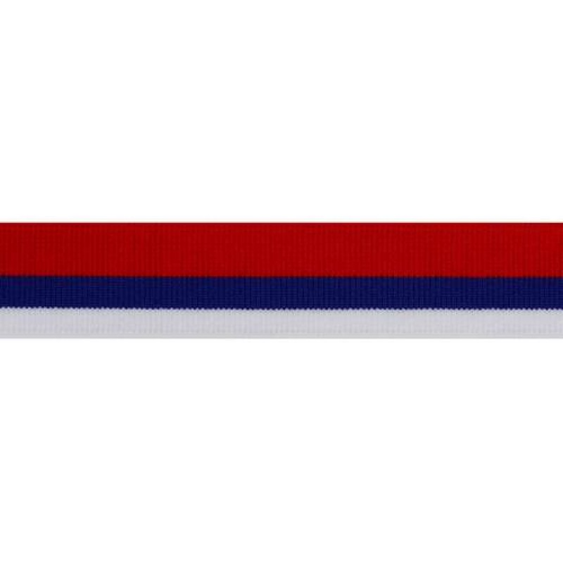 Подвяз нейлон 16кл 3*100см, цвет: триколор рф