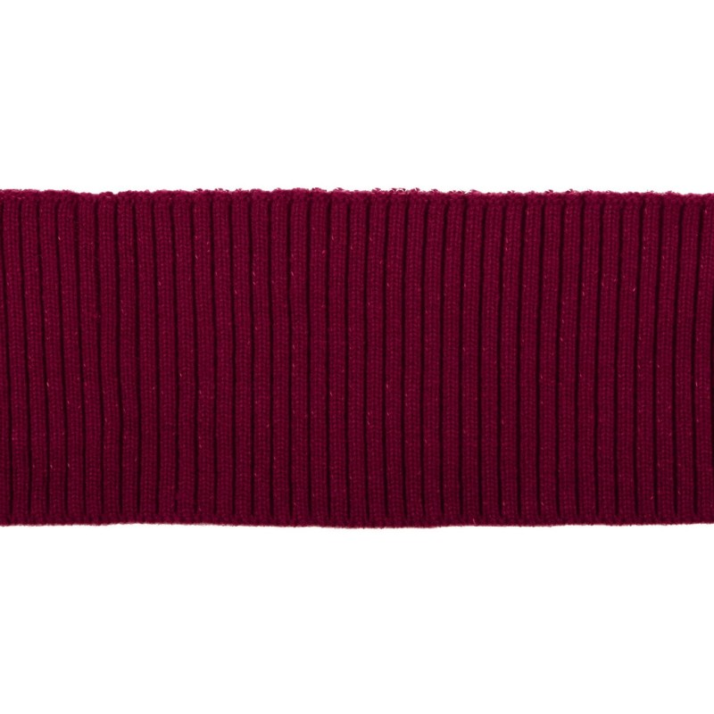 Подвяз 2*2 шерсть/акрил 11*75см, цв:фиолетовый