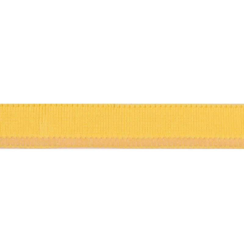 Подвяз 1*1 район/нейлон 2,5*52см, цв:желтый/желтый