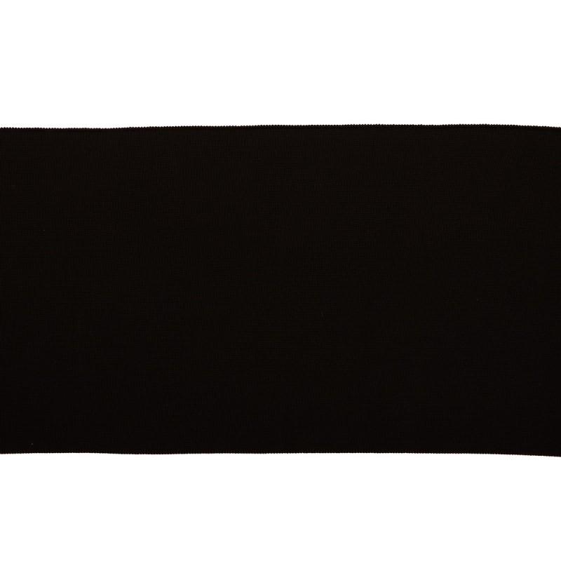 Манжет 1*1 акрил 22*50см, цв:черный