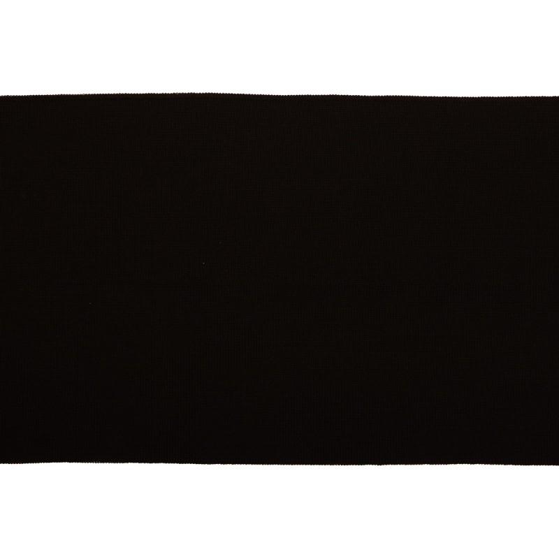 Подвяз 1*1 полиэстер 16*120см,цв:черный