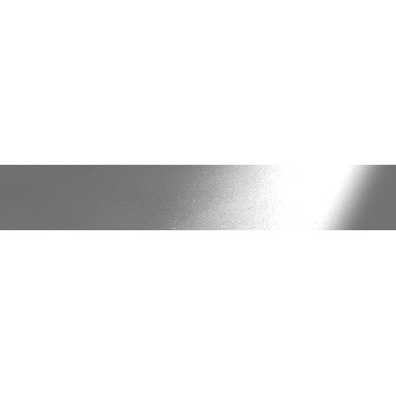 Лента светоотражающая полиэстер 1см 42-44м/рулон, цв: св.серый