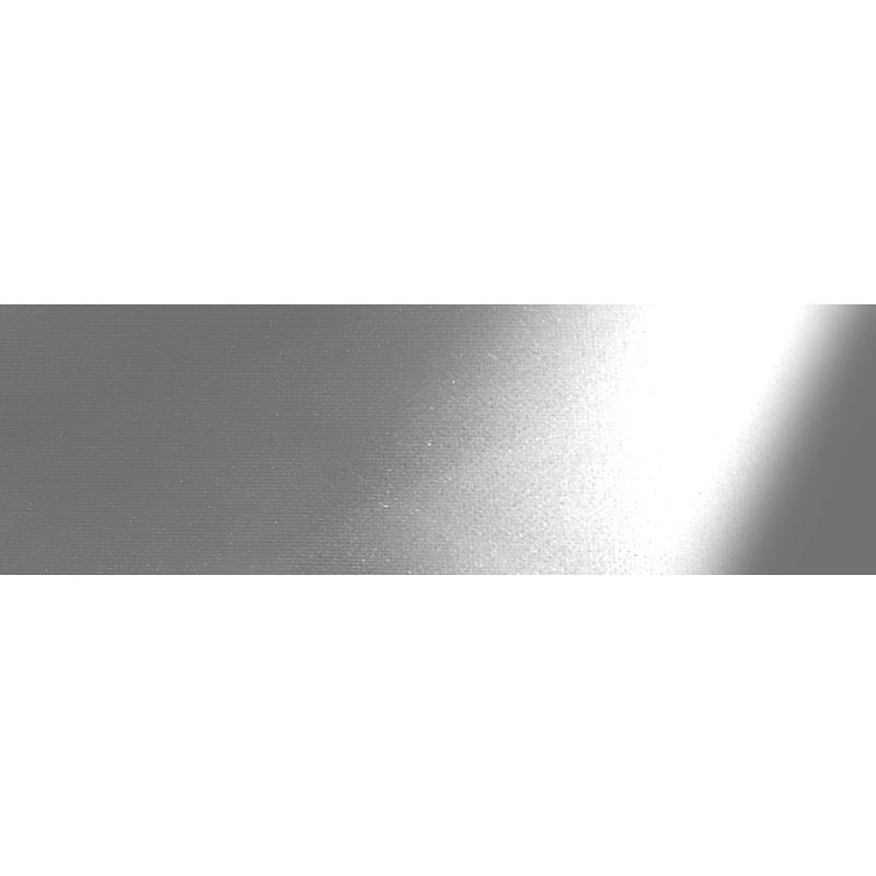 Лента светоотражающая полиэстер 2см 42-44м/рулон, цв: св.серый