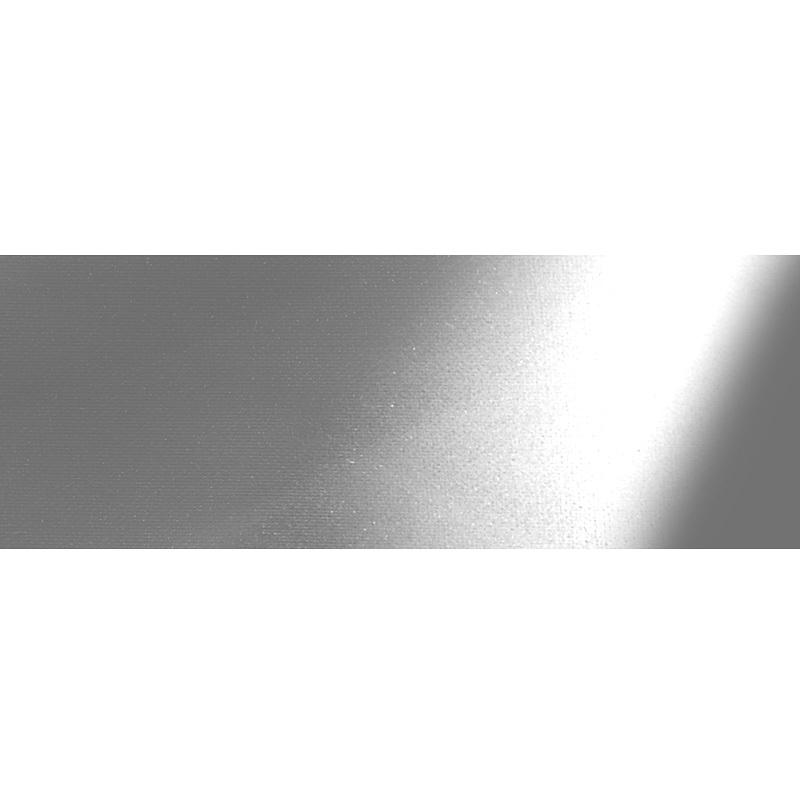 Лента светоотражающая полиэстер 2,5см 42-44м/рулон, цв: св.серый