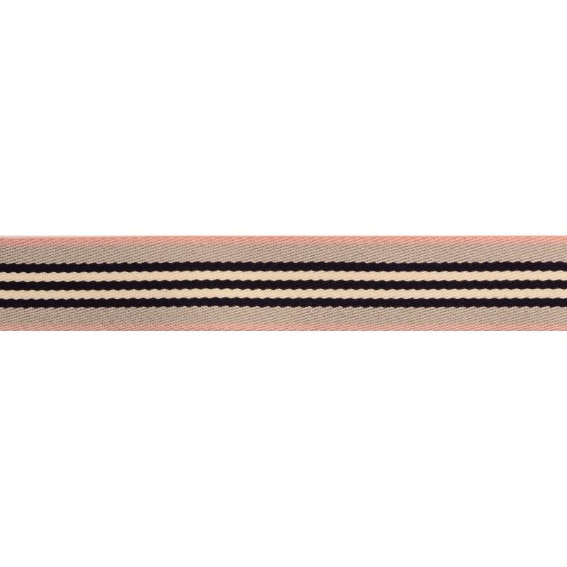 Тесьма сутаж 2см, 45м/рул, цв: серый