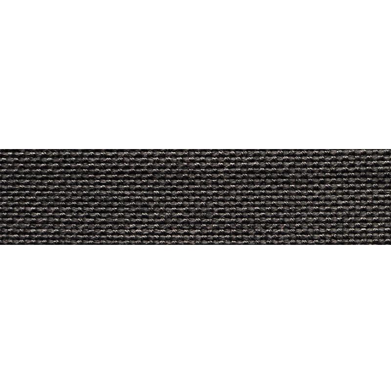 Тесьма стропа поликоттон/сутаж 1,5см 42-45м/рулон,цв:графит