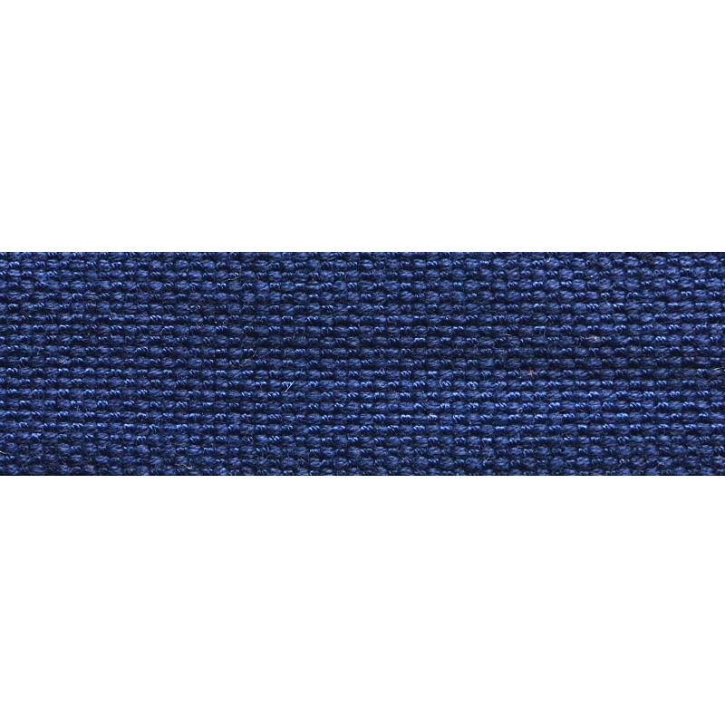 Тесьма стропа поликоттон/сутаж 2см 42-45м/рулон,цв:т.синий