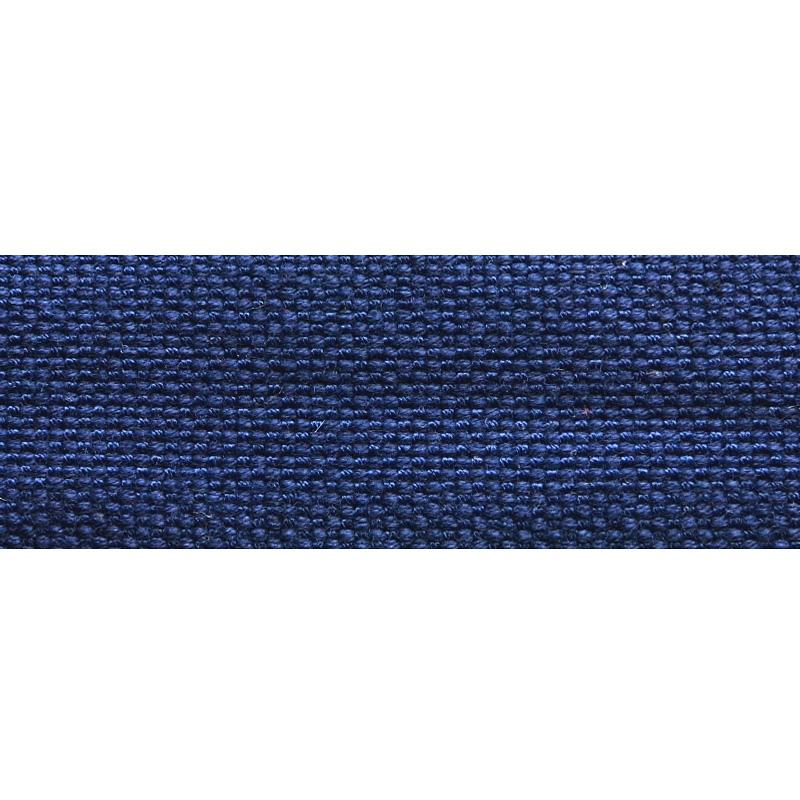 Тесьма стропа поликоттон/сутаж 2,5см 42-45м/рулон,цв:т.синий