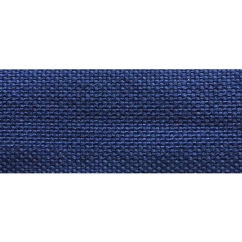 Тесьма стропа поликоттон/сутаж 3см 42-45м/рулон,цв:т.синий