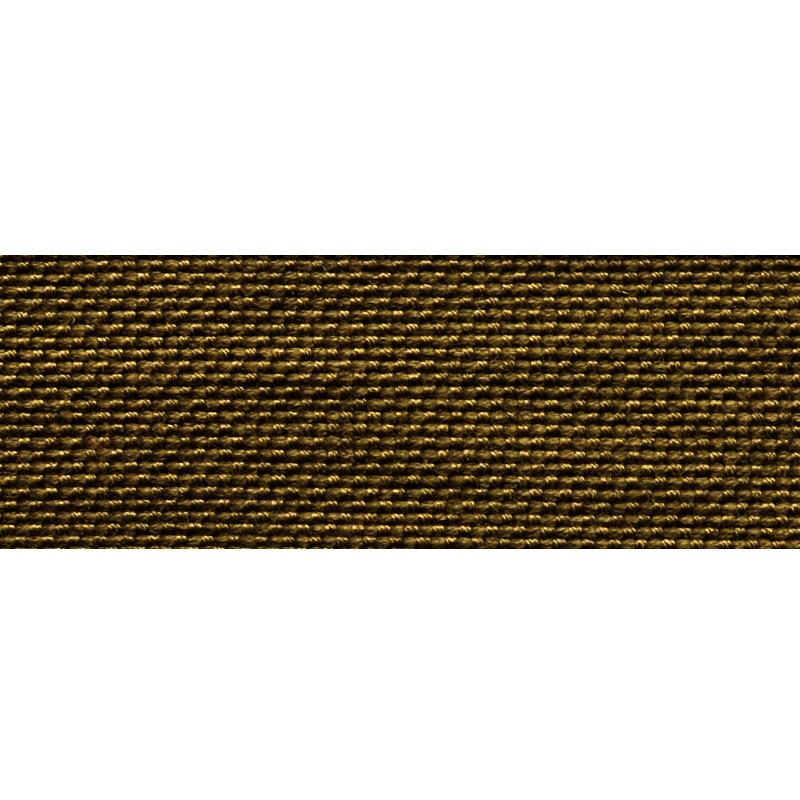Тесьма стропа поликоттон/сутаж 2,5см 42-45м/рулон,цв:хаки