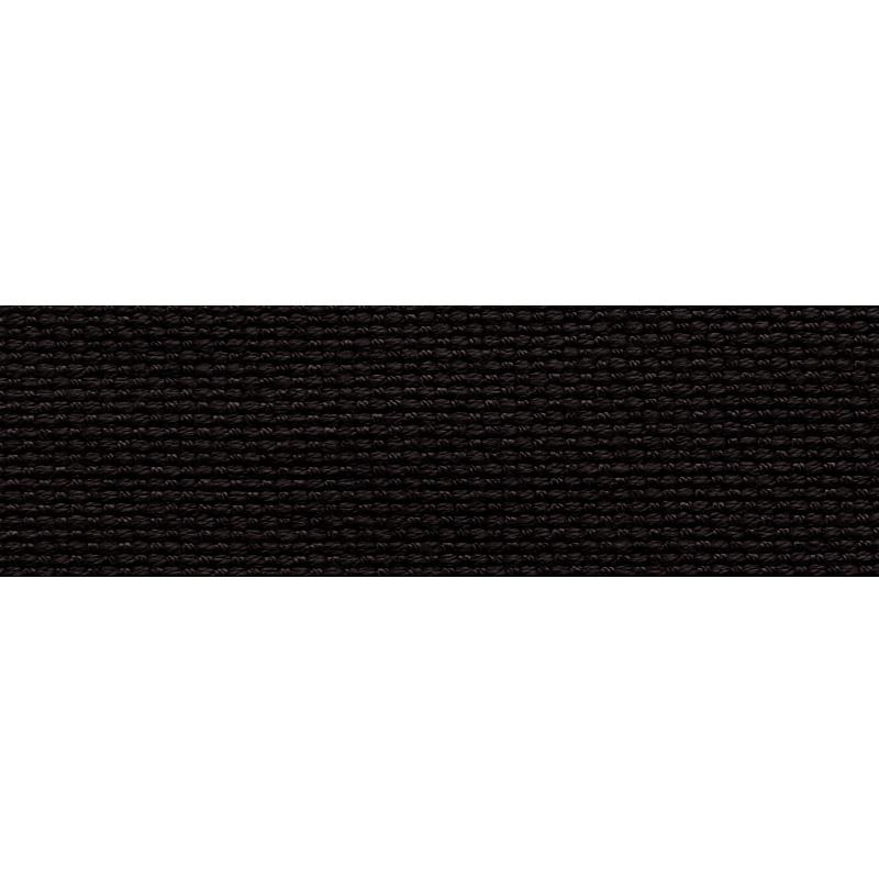 Тесьма стропа поликоттон/сутаж 2см 42-45м/рулон,цв:черный
