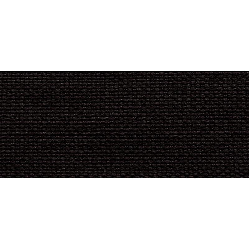 Тесьма стропа поликоттон/сутаж 3см 42-45м/рулон,цв:черный