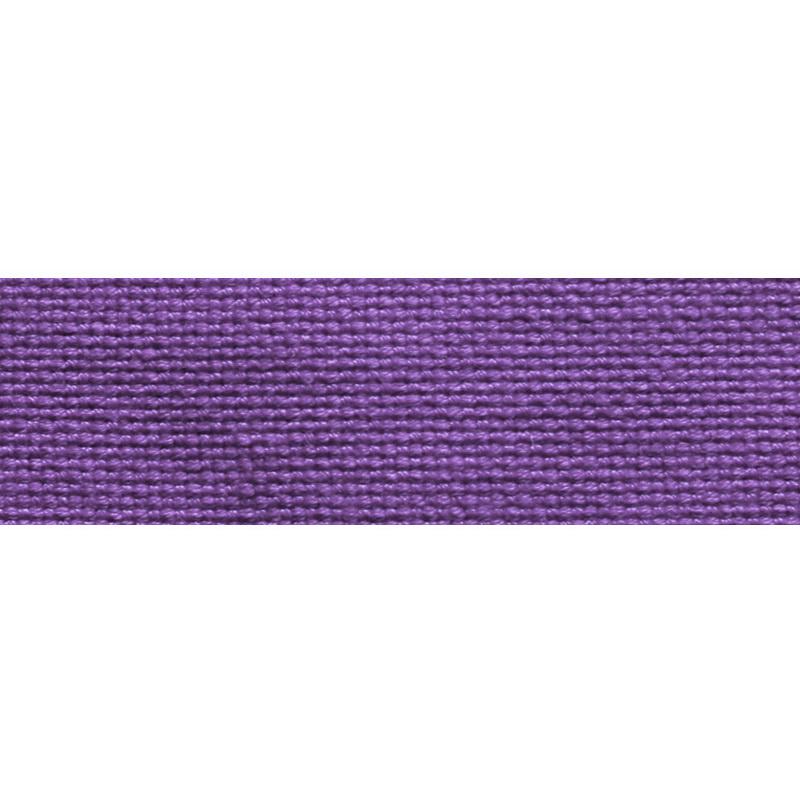 Тесьма стропа поликоттон/сутаж 2см 42-45м/рулон,цв:фиолетовый