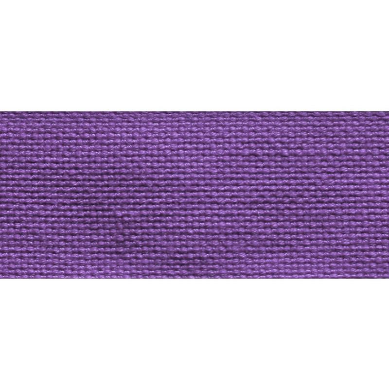 Тесьма стропа поликоттон/сутаж 3см 42-45м/рулон,цв:фиолетовый